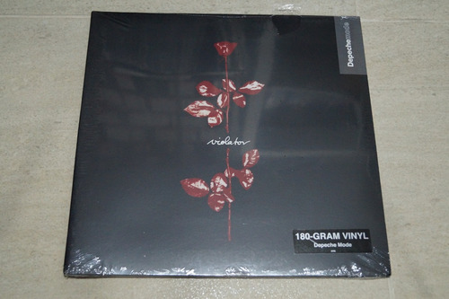 depeche mode violator vinilo doble rock activity