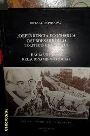 ¿dependencia economica o subdesarrollo politico cultural?