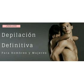 Depilacion Definitiva Soprano 6 Sesiones 100% Eficaz
