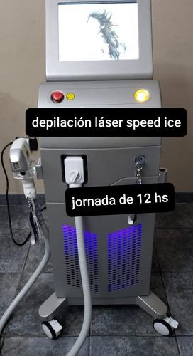 depilación definitiva speed ice, body up pro, venus legacy