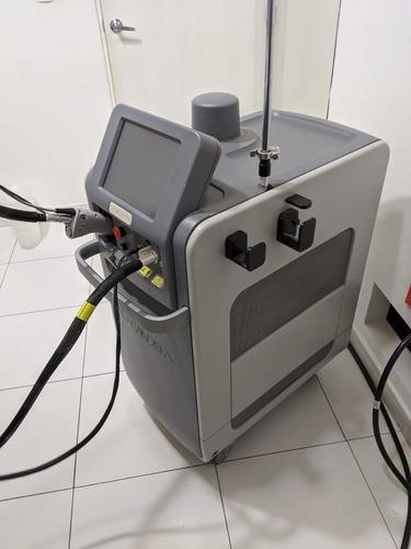 depilación laser candela alejandrita gentlelase pro