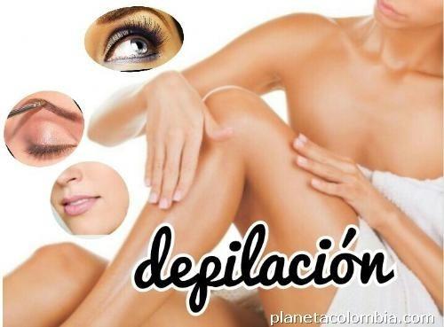 depilacion masculino femenino, pedicura,manicura