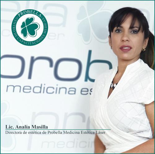 depilación medica definitiva láser (reserva de turno)