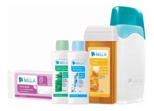 depilação depil kit