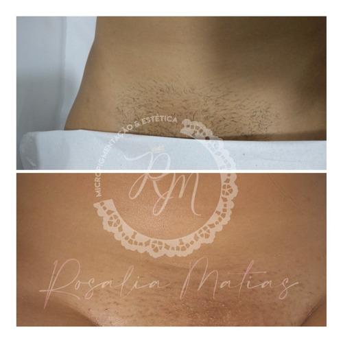 depilação feminina cera quente