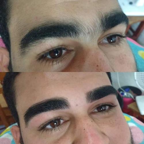 depilação masculina barbearia avançada em são jose sc