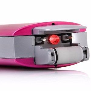 depilador a laser nono hair pro 5 + kit ponteiras extra