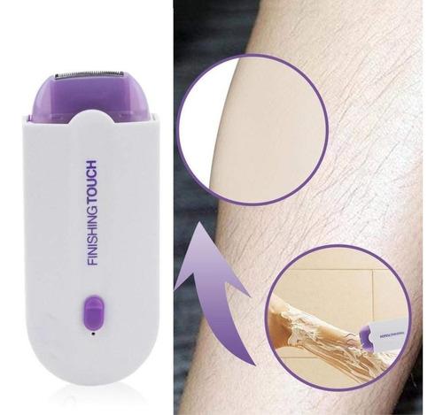 depilador afeitador rasurador laser piernas brazos vello