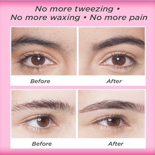 depilador cejas afeitadora 3x1 perfila vello entrecejo