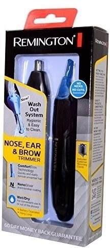 depilador cortador vellos nariz oidos ceja trimmer remington