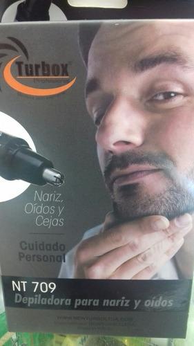 depilador de nariz recargable newturbox