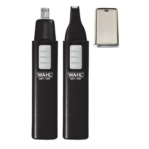 depilador de nariz y oídos wahl 5567-2308, incluye pilas aa