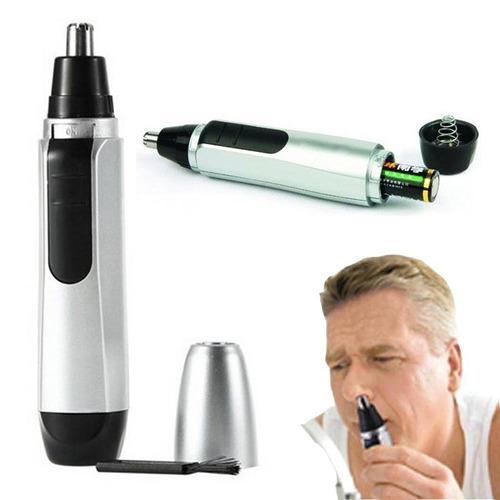 depilador de pelos de nariz y oídos, rebaje