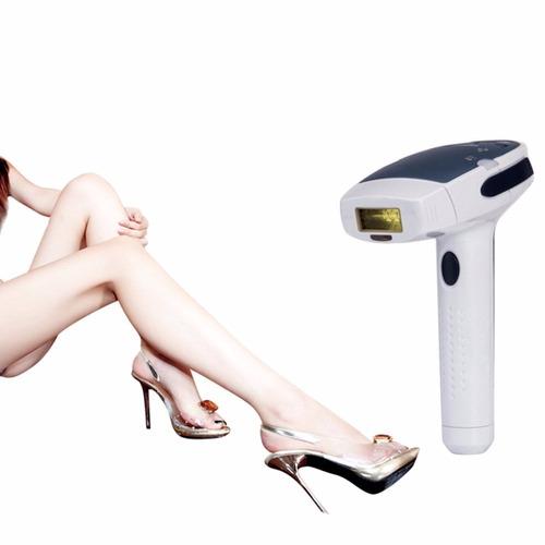 depilador definitivo permanente laser luz pulsada homelight