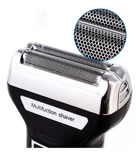 depilador elétrico masculino, barbeador, aparador 3 em 1