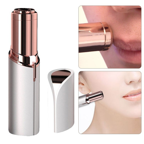 depilador facial portatil tipo cosmetico (envio gratis)