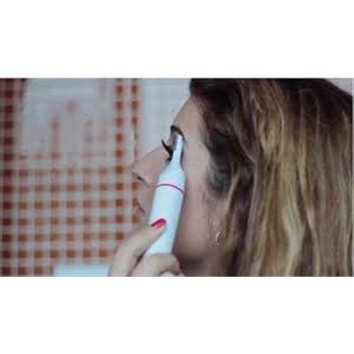 depilador feminino eletrico aparador de pelos rosto virilha
