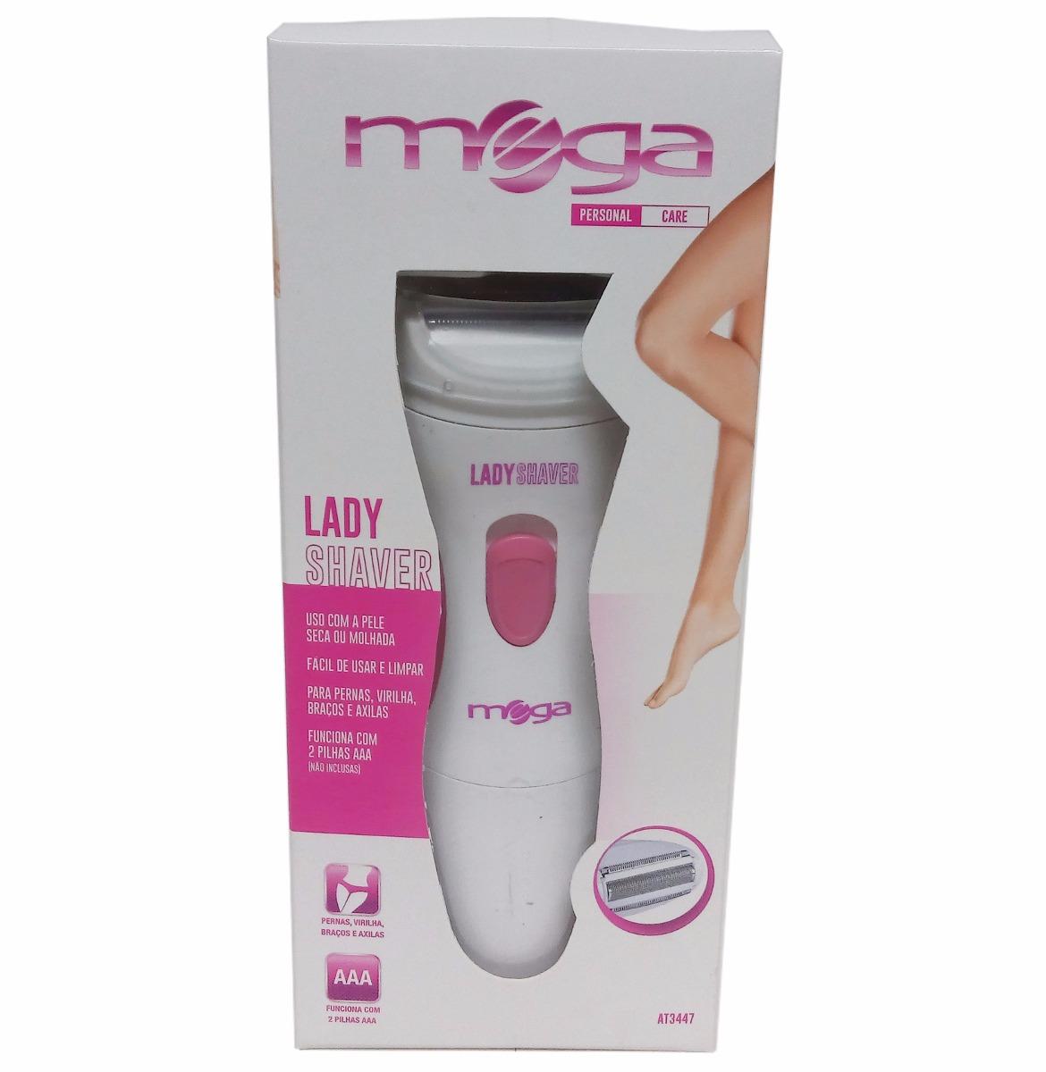 64d170a3f depilador feminino lady shaver sem fio pele seca ou molhada. Carregando  zoom.