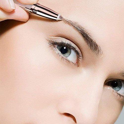 depilador flawless brows de cejas