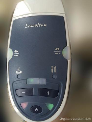 depilador laser  lescolton original à pronta entrega
