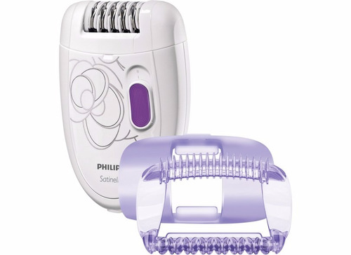 depilador philips satinelle hp6401 - bivolt