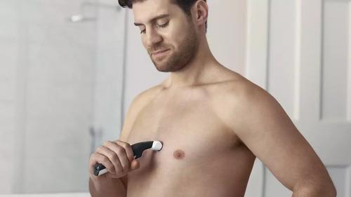 depiladora afeitadora gama bodygroomer cortadora inalambrica rasurador corporal todo el cuerpo - garantia oficial -