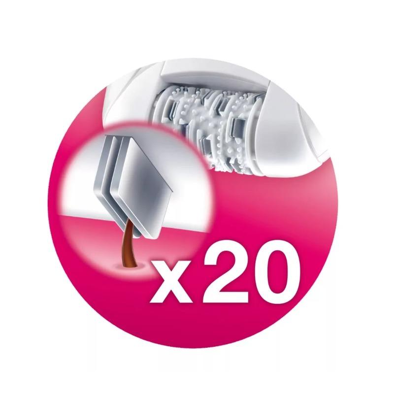 depiladora braun se silk-epil 3370n 20 pinzas tio musa. Cargando zoom. 2bf173d3b9