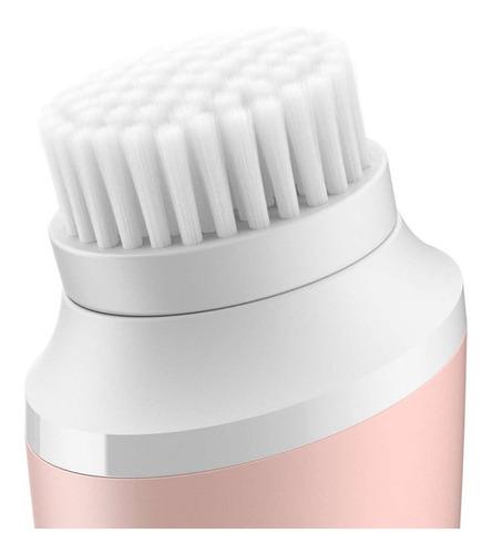 depiladora bre619/00 con cepillo limpieza facial brp545/00