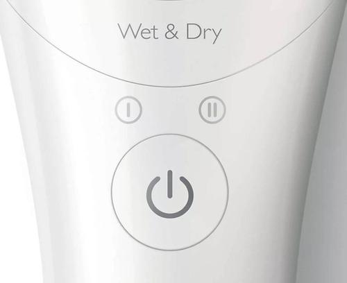 depiladora electrica philips bre605/00 en humedo y seco