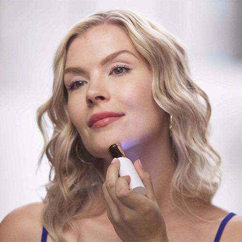 depiladora facial flaw + afeitadora eléctrica sweetsen dama