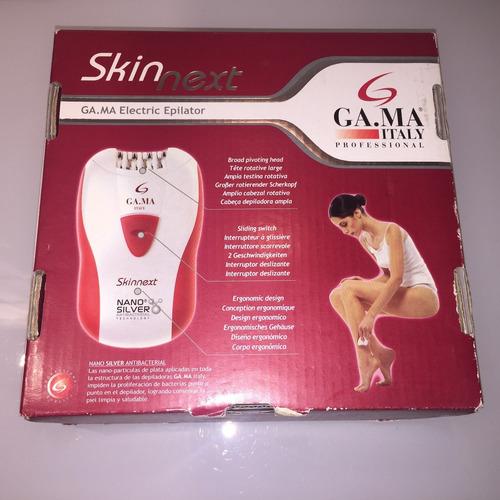 depiladora gama italy skin next