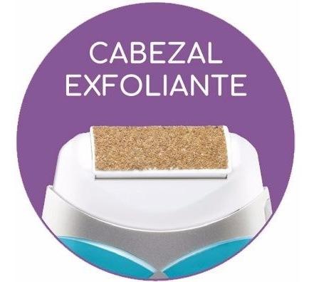 depiladora inalámbrica epilady classic 2.0 + exfoliante  boe