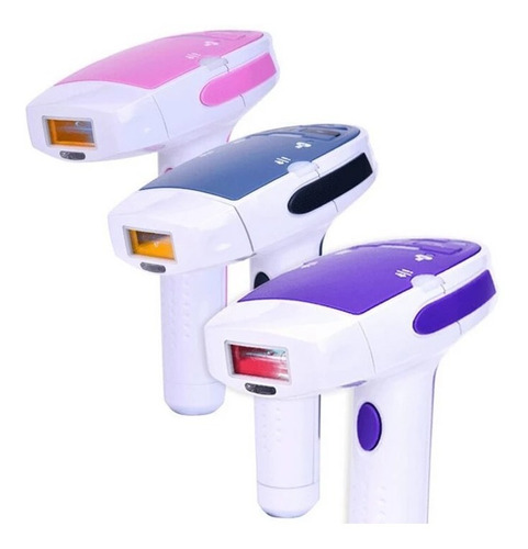 depiladora laser ipl permanente + 2 cartuchos envío gratis