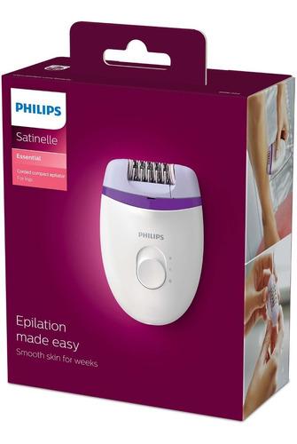 depiladora philips bre225/00 uso con cable