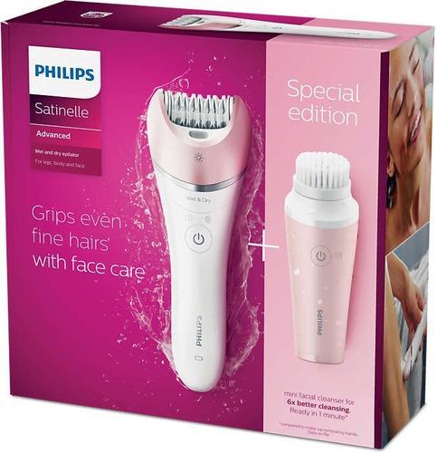 depiladora philips bre619 cepillo limpieza facial brp545/00