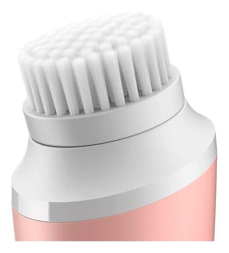 depiladora philips brp545/00 + cepillo limpieza facial