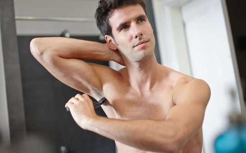 depiladora philips corporal masculina bodygrom bg1024 retiro