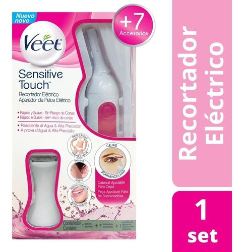 depiladora  veet sensitive touch recortadora envio en el dia