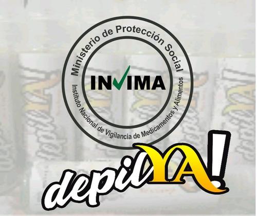 depilya + blanqueamiento íntimo oferta especial