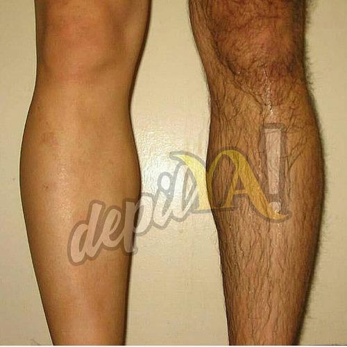 depilya depilación ya, sin dolor sin irritación o cortaduras