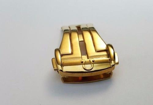 deployant  para reloj omega (broche de correa)