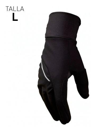 deporte bici guantes
