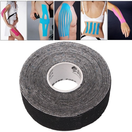 deporte entretenimiento cinta musculo prueba agua negro
