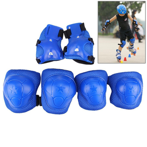deporte entretenimiento seguridad 6 1 rodillo patin negro