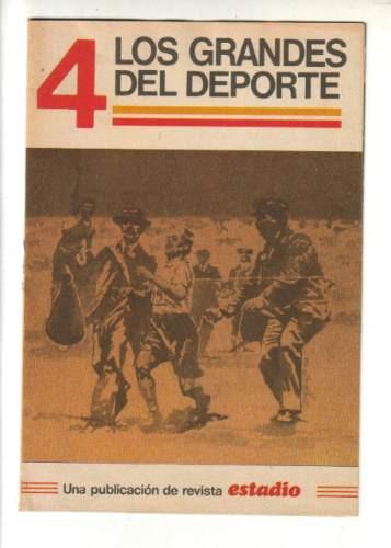 deporte: revista estadio