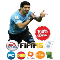 Fifa 2016 Original + Online + Español 100% Fifa 16 Código