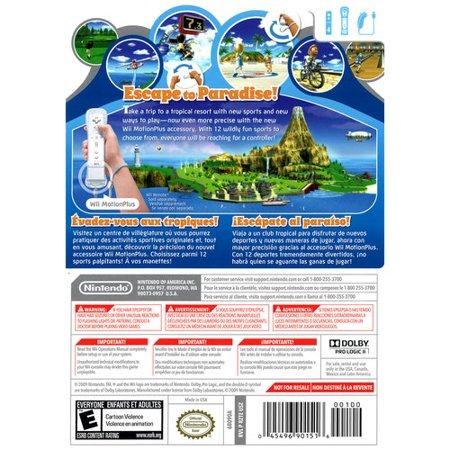 Deportes Centros Wii Segunda Mano Juego Solo 62 497 En