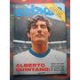 Revista Estadio N°1612, Alberto Quintano Mariscal 1974