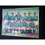Estadio N° 1260 4 De Agosto De 1967 Equipo Audax Italiano 67