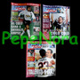 ¬¬ Revista Fútbol Deporte Total Nº495/496/497 Año 1998 Lote